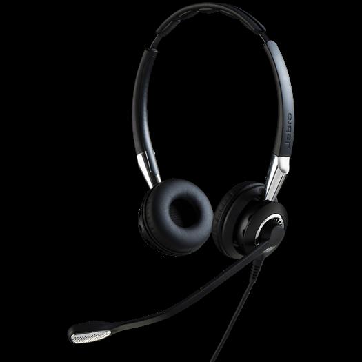 Jabra Biz 2400 II QD Duo NC Wideband Headset