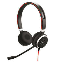 Jabra Evolve 80 Stereo Headset