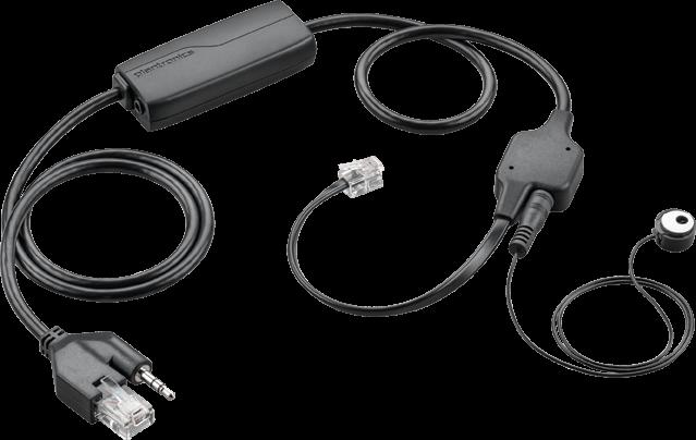 Plantronics APV-63 EHS Cable 38734-11