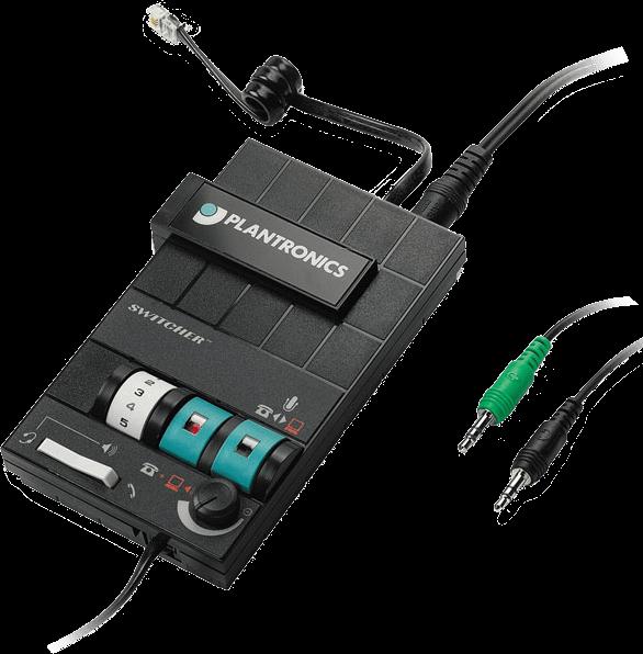 Plantronics MX10 Audio Processor