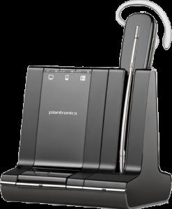 Plantronics Savi W740 Standard convertible wireless Heasdet
