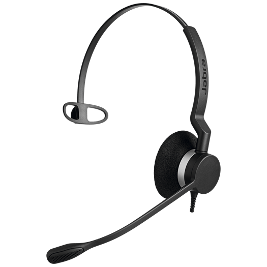Jabra BIZ 2300 Mono QD Mono Headset