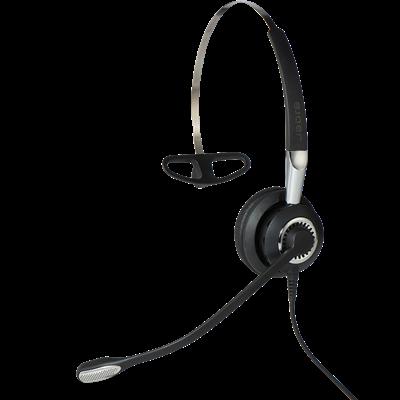Jabra Biz 2400 II QD Mono NC 3-in-1 Wideband Headset