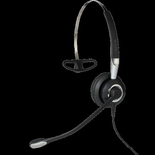 Jabra Biz 2400 II QD Mono UNC 3-in-1 Headset