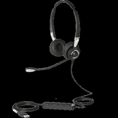 Jabra Biz 2400 II USB Duo CC Headset