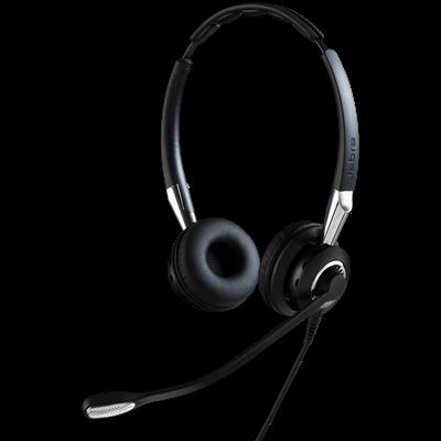 Jabra Biz 2400 QD Duo UNC Headset