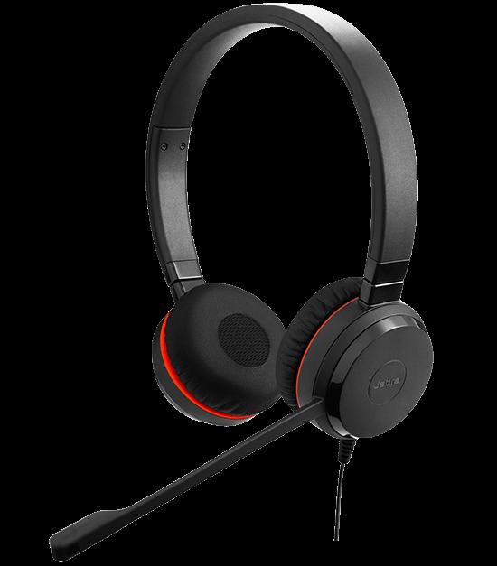 Jabra Evolve 30 UC Stereo Headset