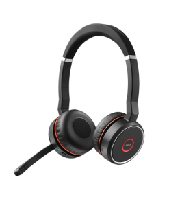 Jabra Evolve 75 UC Stereo Bluetooth Headset