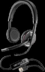 Plantronics Blackwire 520 USB headsets