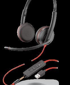 Plantronics Blackwire 3225 USB-A