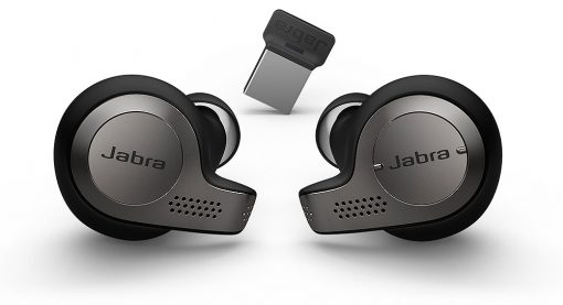 Jabra Evolve 65t MS Wireless Earbuds