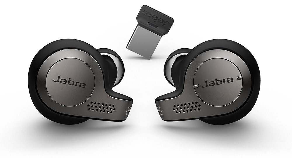 Jabra Evolve 65t MS Wireless Earbuds