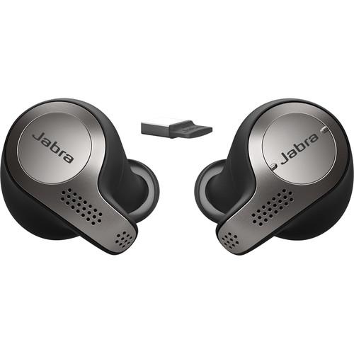 Jabra Evolve 65t Wireless Earbuds