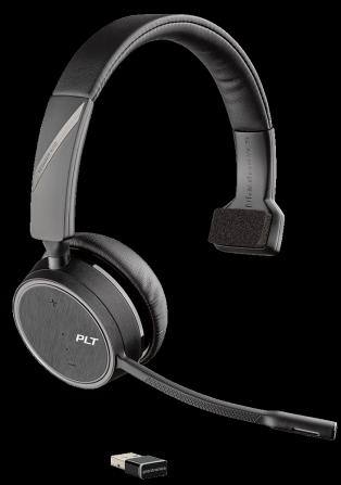 Plantronics Voyager 4210 USB-A UC Headset