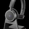 Plantronics Voyager 4210-M Office 2-way Base Microsoft Team USB-C