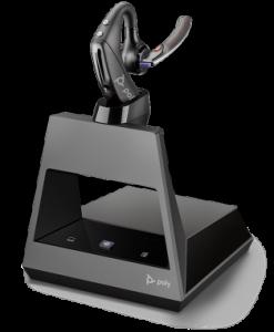 Plantronics Voyager 5200 Office 2-Way Base Microsoft Team USB-C